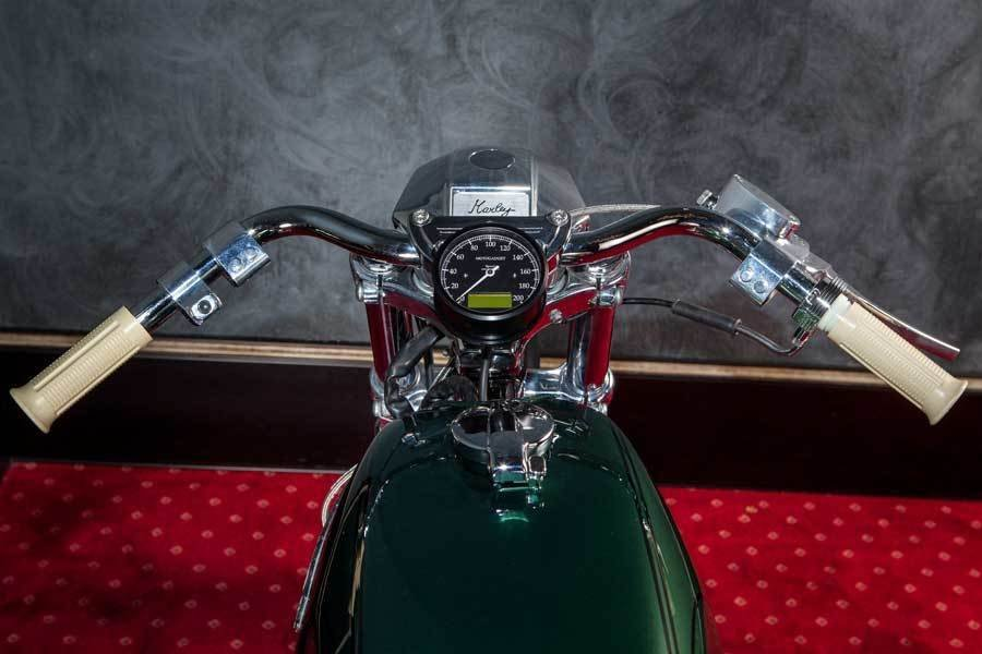 1997 Harley Davidson Custom build Marley by Mr. Martini $28. For Sale (picture 5 of 6)