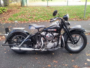 1947 EL Knucklehead For Sale