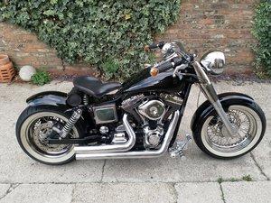 2002 Harley bobber For Sale