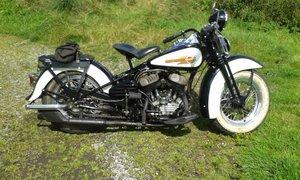 1948 harley 45