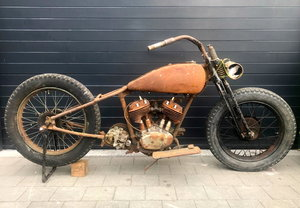 Picture of 1930 Harley-Davidson - 30D  45Ci 750cc project For Sale