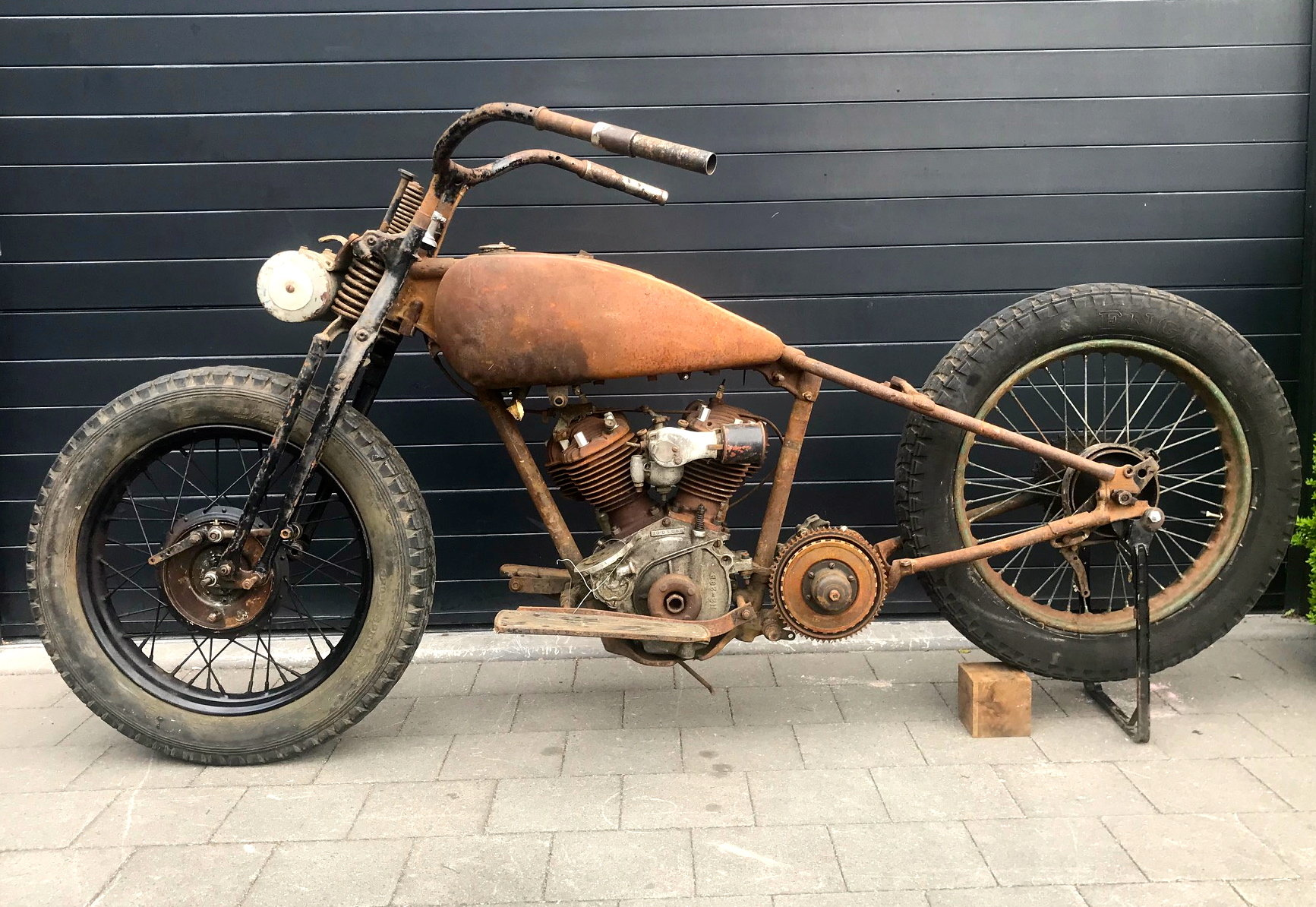 1930 Harley-Davidson - 30D  45Ci 750cc project For Sale (picture 3 of 5)