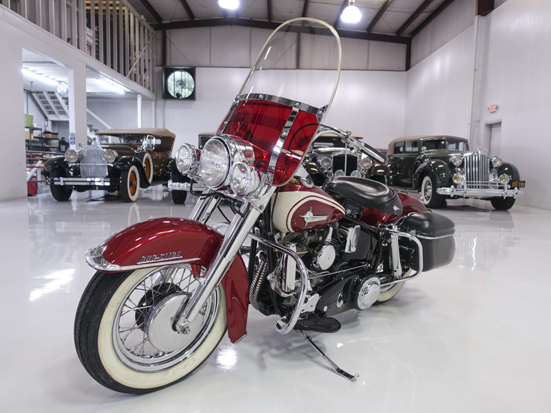 1961 Harley-Davidson Duo-Glide For Sale (picture 1 of 6)