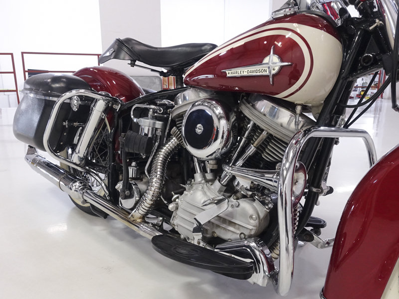 1961 Harley-Davidson Duo-Glide For Sale (picture 5 of 6)