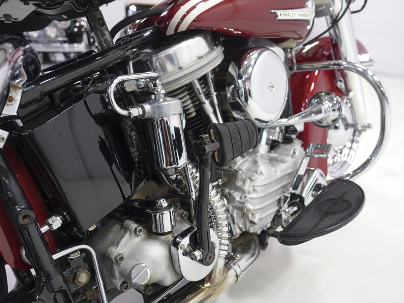 1961 Harley-Davidson Duo-Glide For Sale (picture 6 of 6)