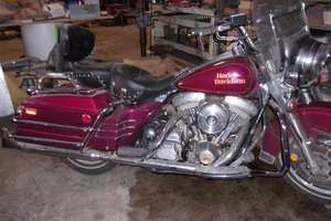 1991 Harley Davidson Electra Glide Motorcycle $8500 USD For Sale