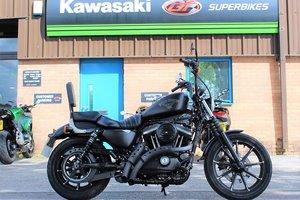 2017 67 Harley Davidson XL883 N Iron Custom Cruiser For Sale