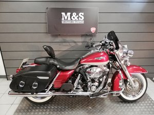2005 2001 Harley Davidson FLHRCI Road King classic SOLD