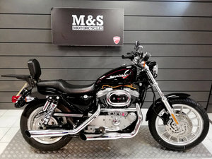 2002 Harley Davidson XLH1200 Sportster For Sale