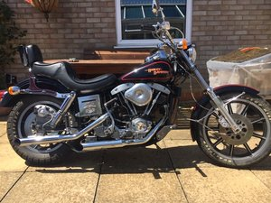 Harley Davidson FXS 1980 Low Rider Shovelhead For Sale