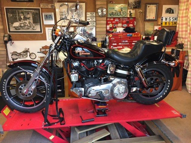 Harley Davidson FXS 1980 Low Rider Shovelhead For Sale | Car