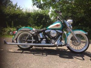 Harley Davidson FLSTC 1991
