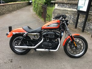 2010 Harley Davidson Sportster XL883R - 19424 miles For Sale