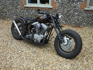 2003 Harley Davidson 1200cc Bobber 'Black Widow' For Sale