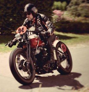 1942 WLA racer