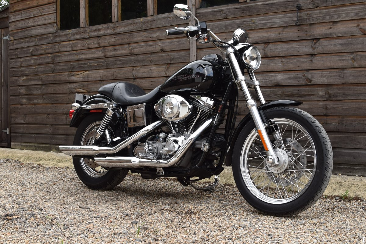 2005 Harley Davidson Dyna Super Glide Custom FXDCi (Stage 1) For Sale (picture 1 of 6)