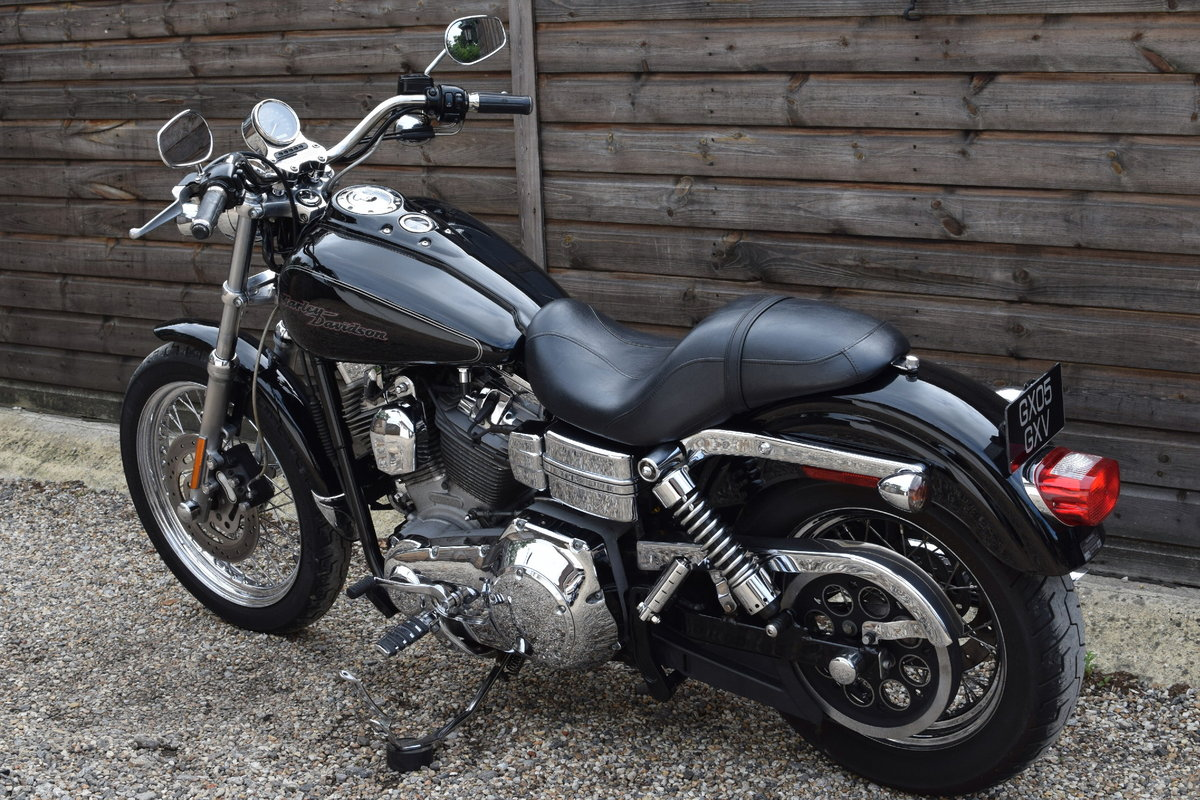 2005 Harley Davidson Dyna Super Glide Custom FXDCi (Stage 1) For Sale (picture 3 of 6)