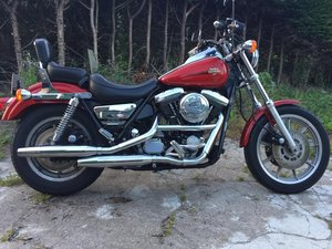 HARLEY DAVIDSON FXRS-P 1991 For Sale