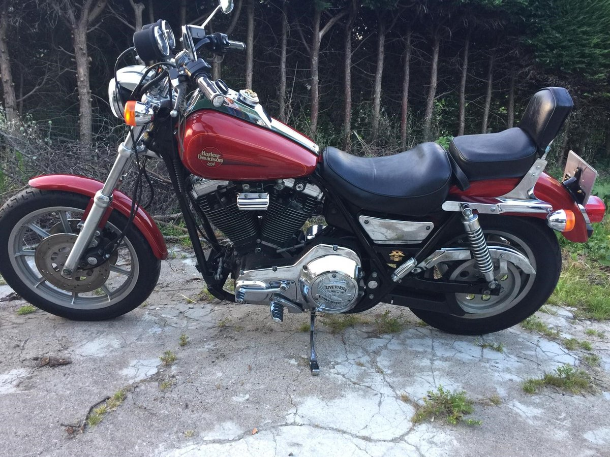 HARLEY DAVIDSON FXRS-P 1991 For Sale (picture 4 of 6)