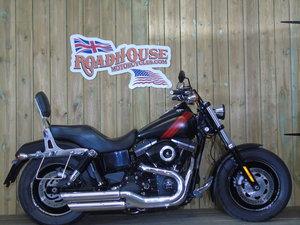 Harley Davidson FXDF Fat Bob 2015 UK Delivery  For Sale