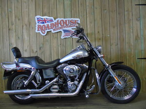 2003 Harley-Davidson FXDWG Dyna Wide Glide Anniversary Model For Sale