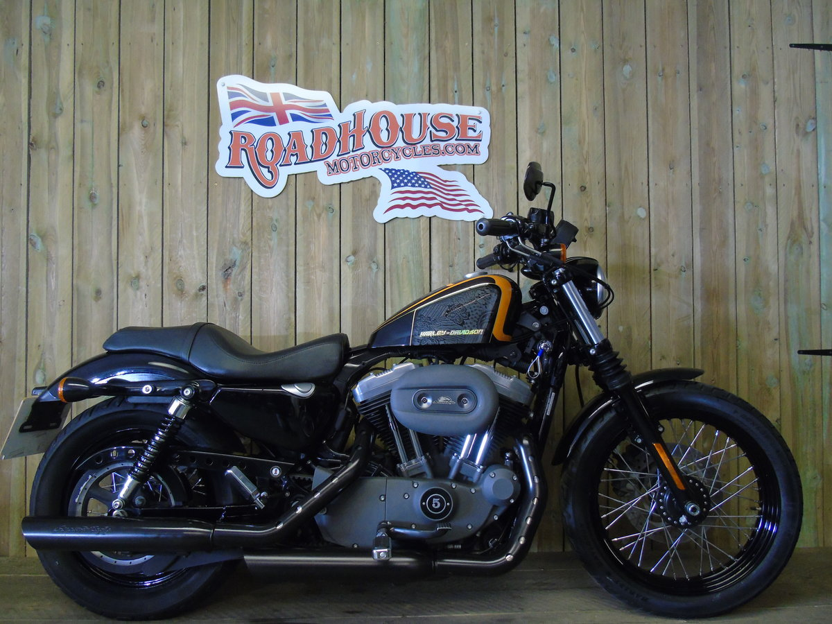 2010 Harley-Davidson XL 1200 N Nightster Only 2700 Miles  For Sale (picture 1 of 6)