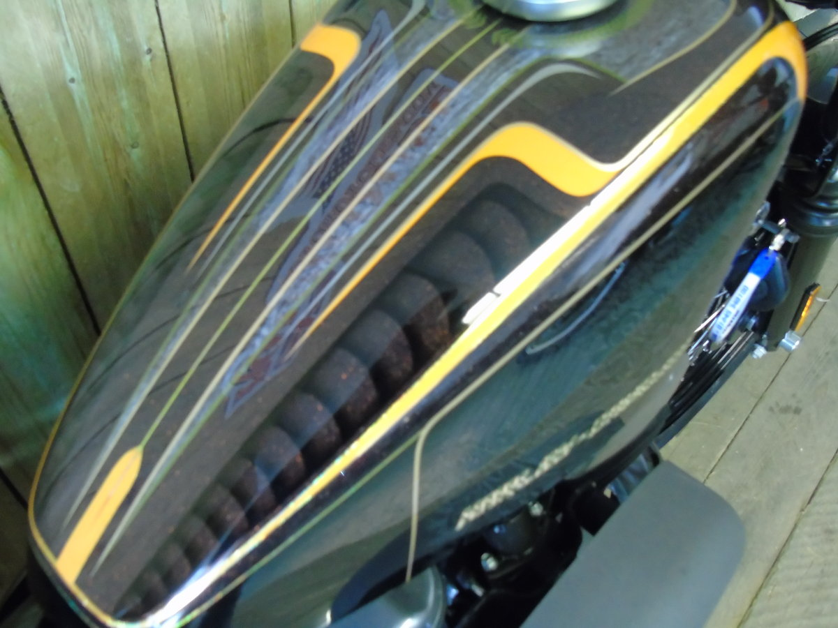 2010 Harley-Davidson XL 1200 N Nightster Only 2700 Miles  For Sale (picture 3 of 6)