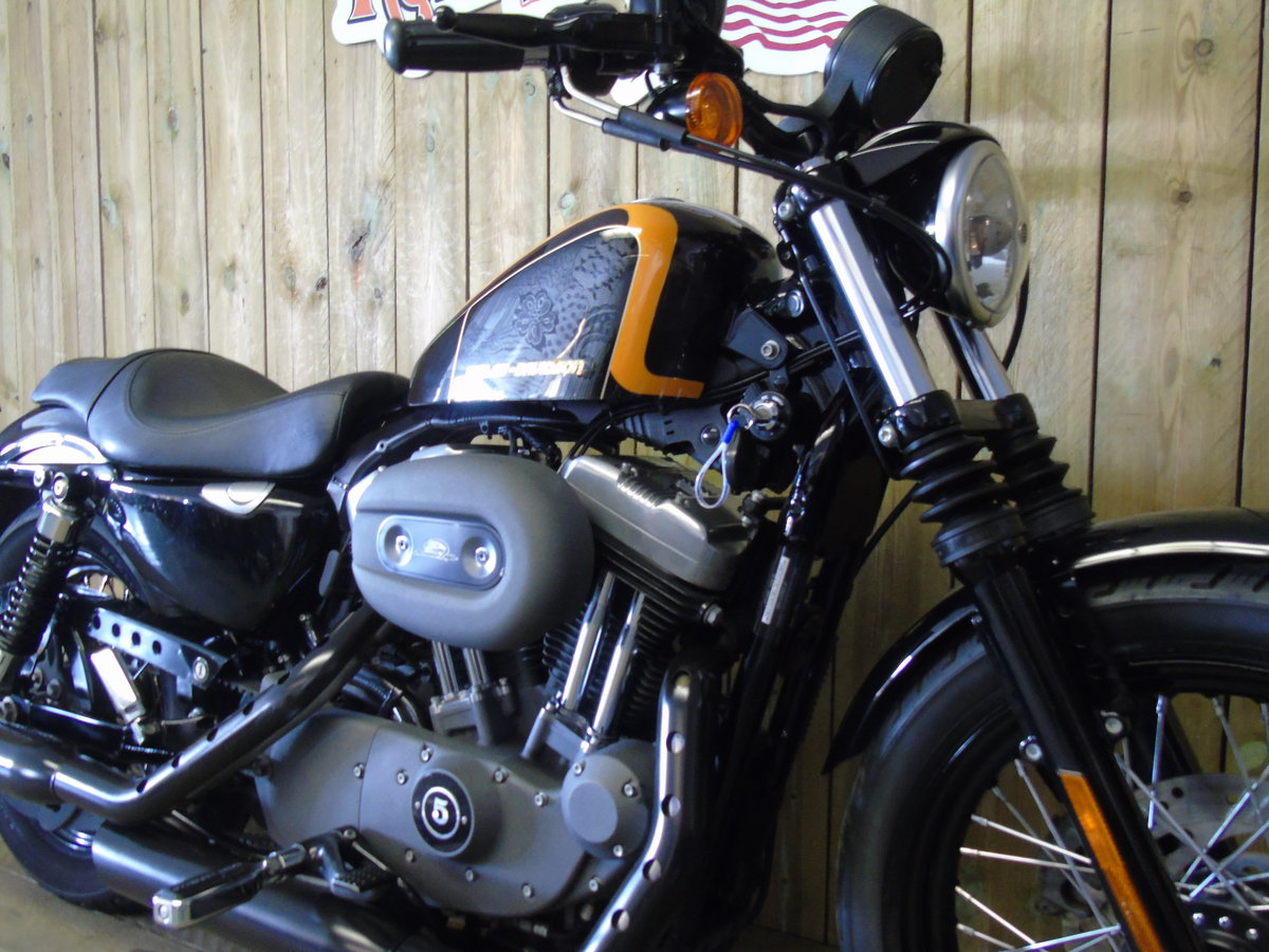 2010 Harley-Davidson XL 1200 N Nightster Only 2700 Miles  For Sale (picture 6 of 6)
