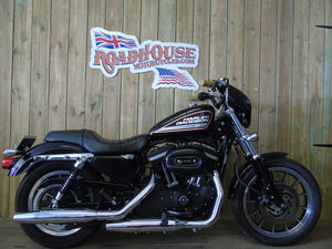 Harley-Davidson XL 883 R Sportster 2010 Only 8200 Miles  For Sale