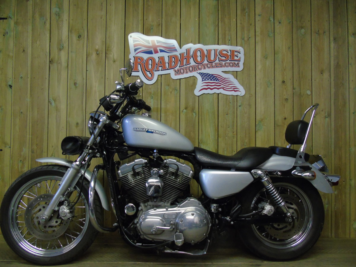 2006 Harley-Davidson XL 883L Sportster Stage 1, Full Service Hist For Sale (picture 2 of 6)