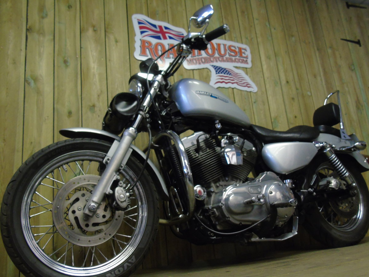 2006 Harley-Davidson XL 883L Sportster Stage 1, Full Service Hist For Sale (picture 4 of 6)