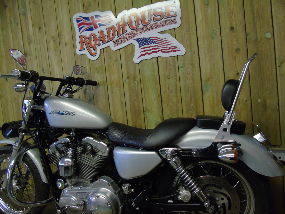 2006 Harley-Davidson XL 883L Sportster Stage 1, Full Service Hist For Sale (picture 5 of 6)