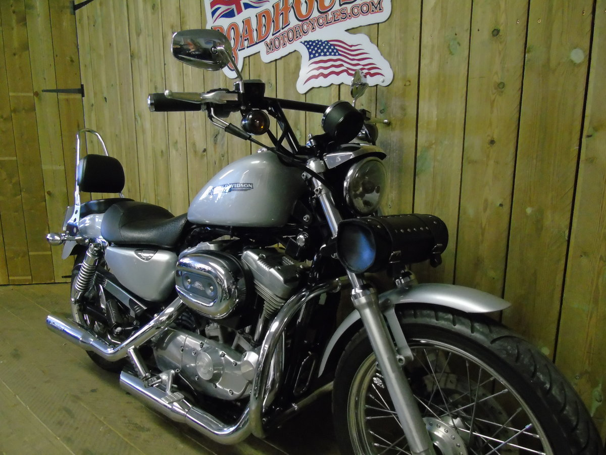 2006 Harley-Davidson XL 883L Sportster Stage 1, Full Service Hist For Sale (picture 6 of 6)
