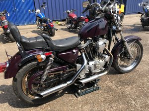 1982 Harley Davidson XLH 1000cc Ironhead Sportster - Project For Sale