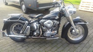 harley davidson FL 1964 panhead For Sale