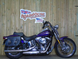 2002 Harley-Davidson FXSTS 1450 Springer,only 6200 Genuine miles