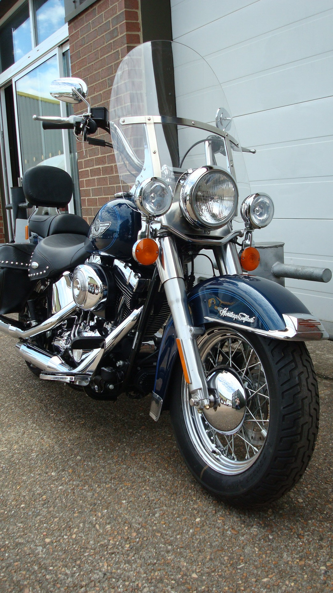 Harley-Davidson FLSTCI HERITAGE SOFTAIL 2003-53 **45 MILES F For Sale (picture 2 of 6)