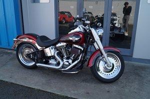 2013 Harley Davidson Fatboy