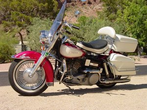 1966 Harley Davidson FLH For Sale