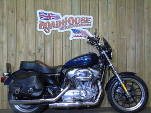 2013 Harley-Davidson XL 883 L Superlow Sportster ££££'s Of Extras