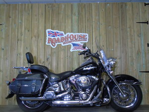 2007 Harley-Davidson FLSTC 1584cc Heritage Softail UK Delivery  For Sale