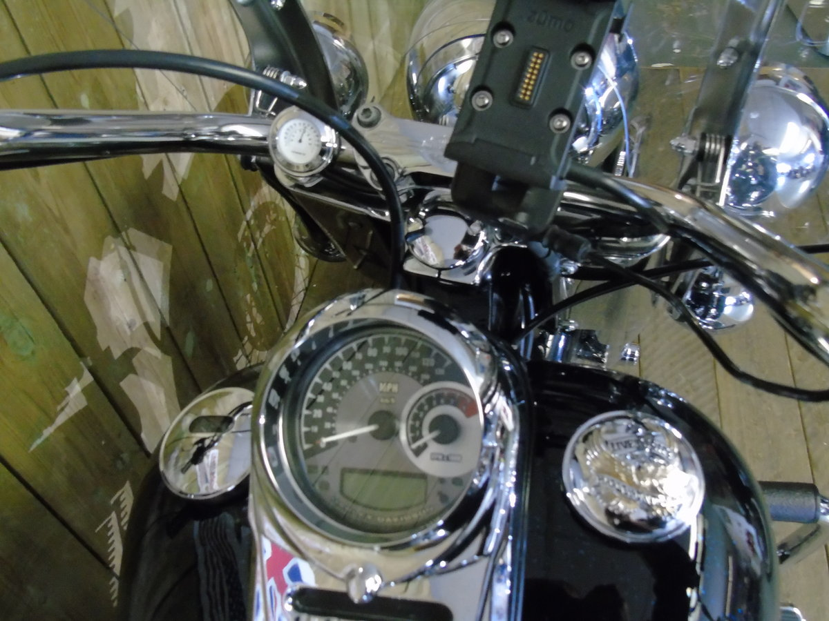 2007 Harley-Davidson FLSTC 1584cc Heritage Softail UK Delivery  For Sale (picture 6 of 6)