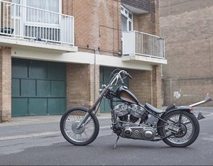 1967 Harley-Davidson chopper For Sale