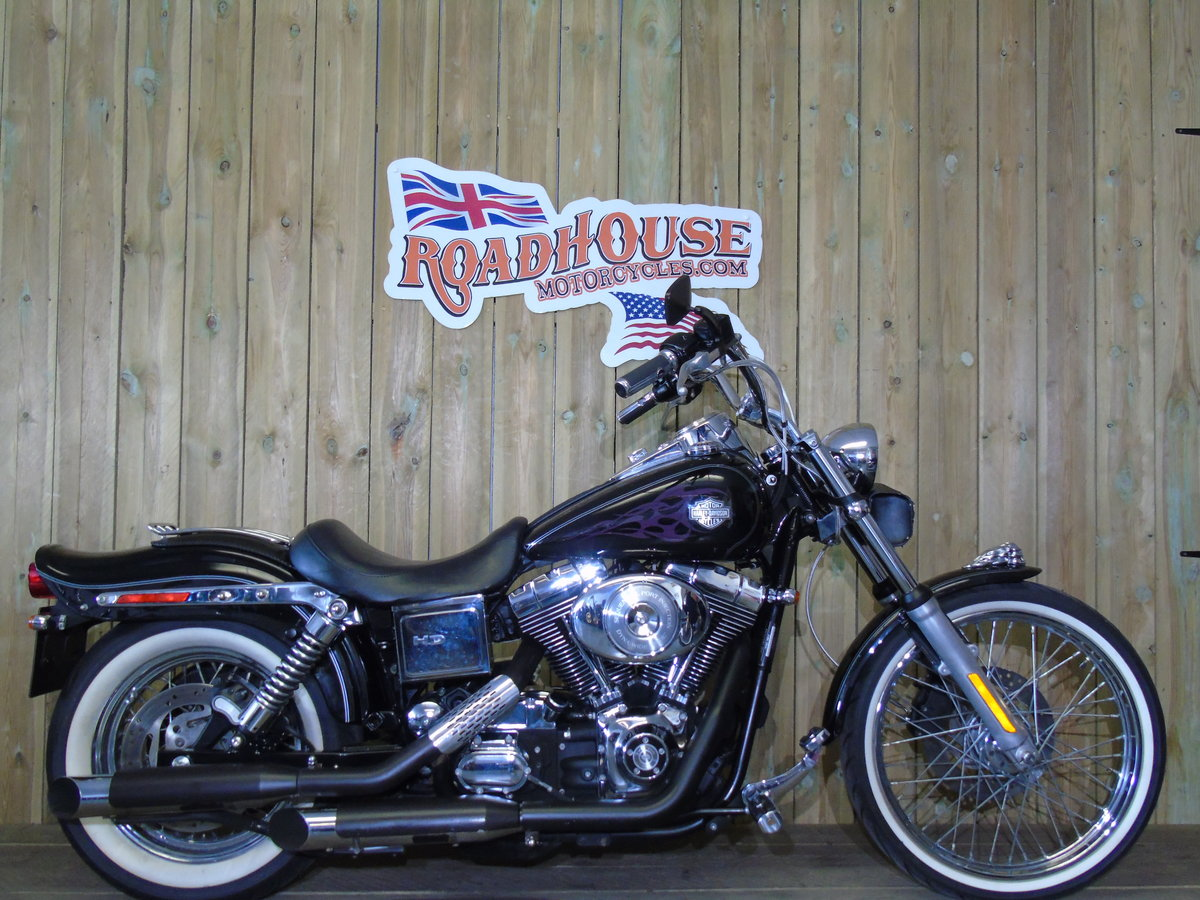 2004 Harley-Davidson FXDWG Dyna Wide Glide Nice Spec For Sale (picture 1 of 6)