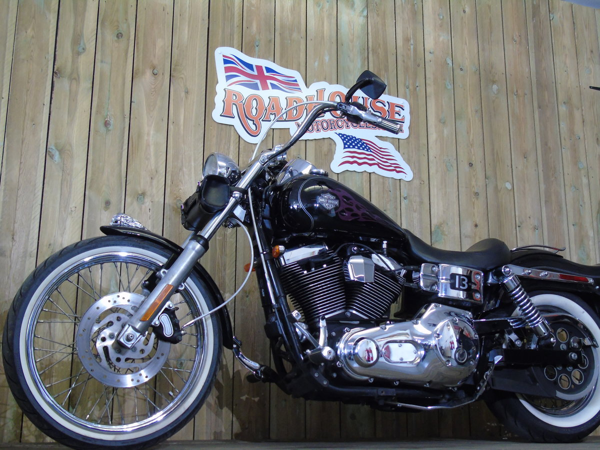 2004 Harley-Davidson FXDWG Dyna Wide Glide Nice Spec For Sale (picture 4 of 6)