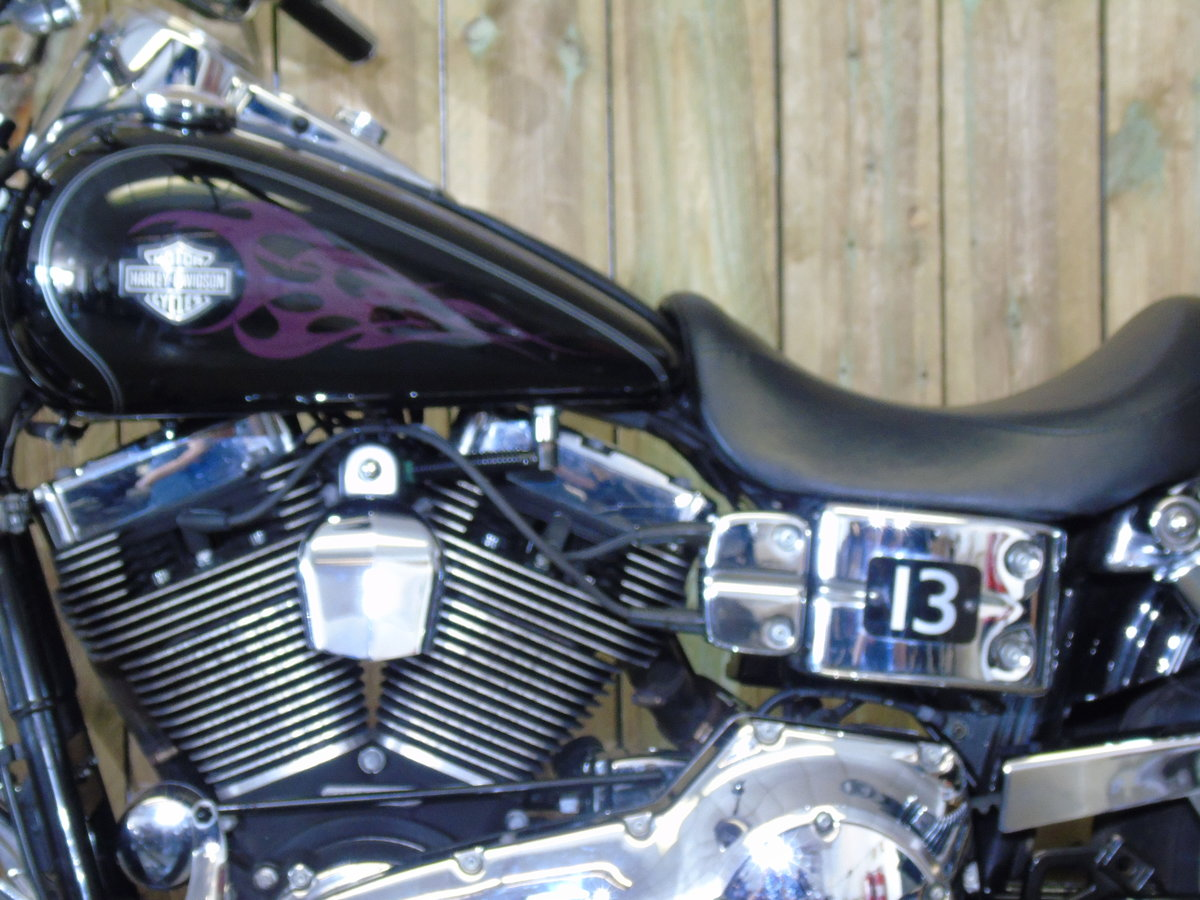 2004 Harley-Davidson FXDWG Dyna Wide Glide Nice Spec For Sale (picture 6 of 6)