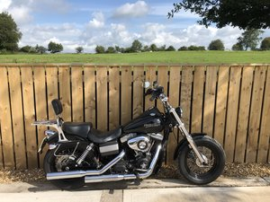 2012 HARLEY DAVIDSON FAT BOY BOBBER DYNA MINT! £7995 ONO PX?  For Sale