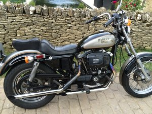 1981 !000cc ironhead For Sale