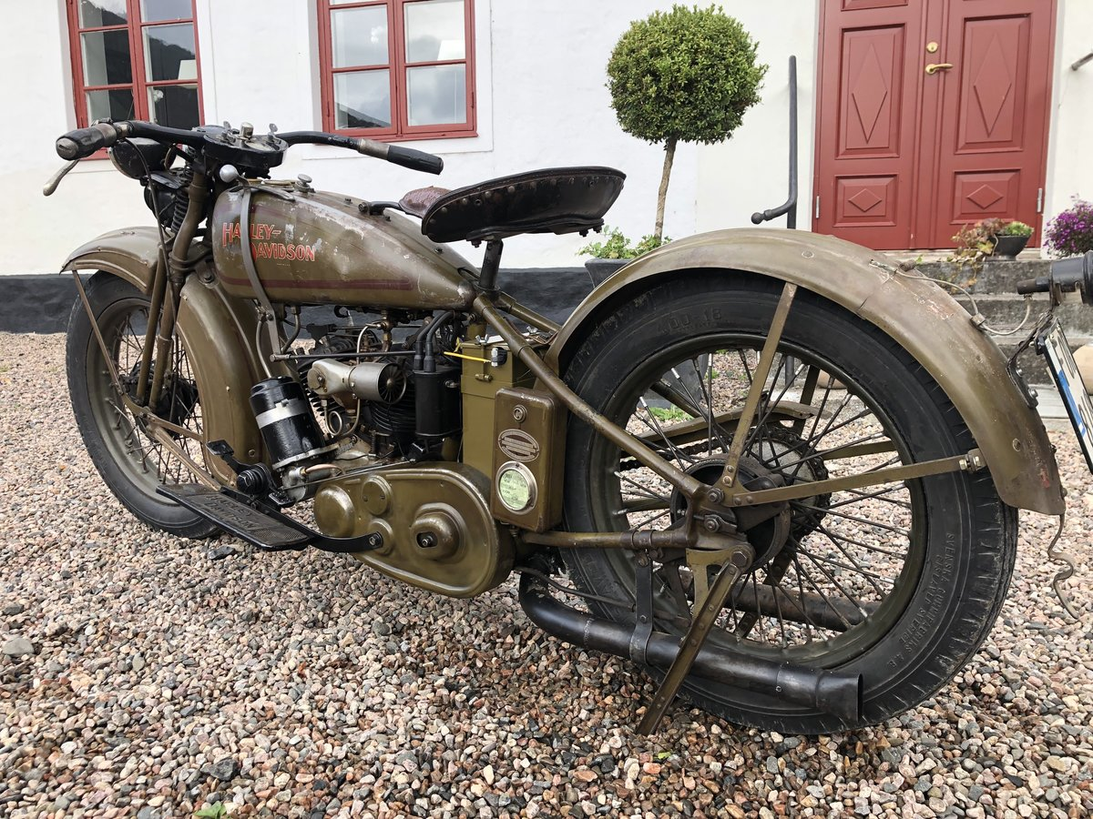 1929 Harley Davidson D 750cc For Sale (picture 1 of 5)