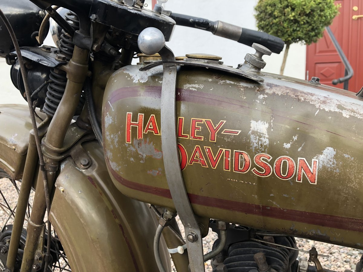 1929 Harley Davidson D 750cc For Sale (picture 2 of 5)